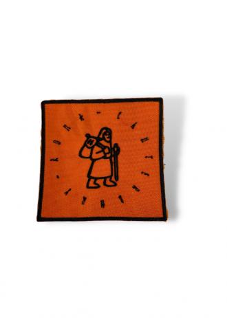 Toppa arancione