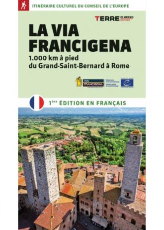 Guida Via Francigena in francese