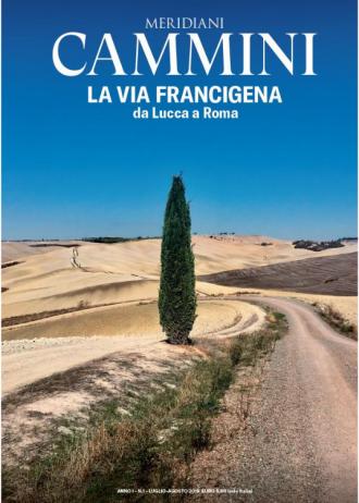 Rivista Via Francigena da Lucca a Roma