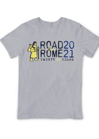 T-shirt Road to rome 2021