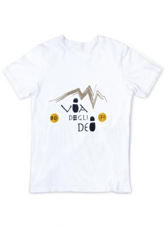 T-shirt Via degli Dei