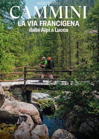 Rivista Via Francigena dalle Alpi a Lucca