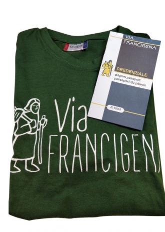 Credenziale + T-shirt