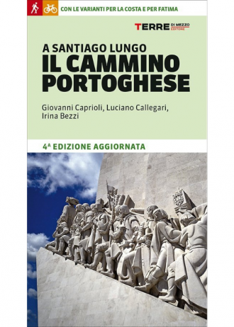 CAMMINO PORTOGHESE – GUIDA IN ITALIANO