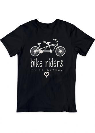 T-Shirt Bike Riders (b)